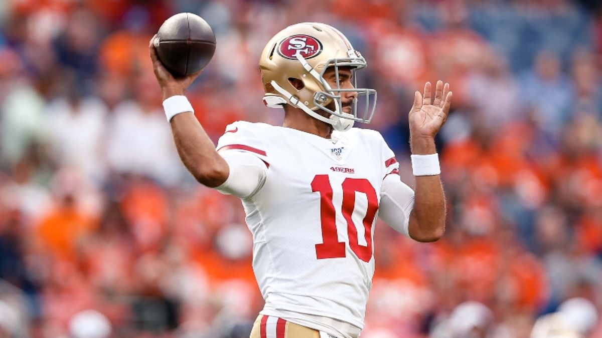 49ers vs. Buccaneers Betting Odds, Predictions & Picks (September 8, 2019) article feature image