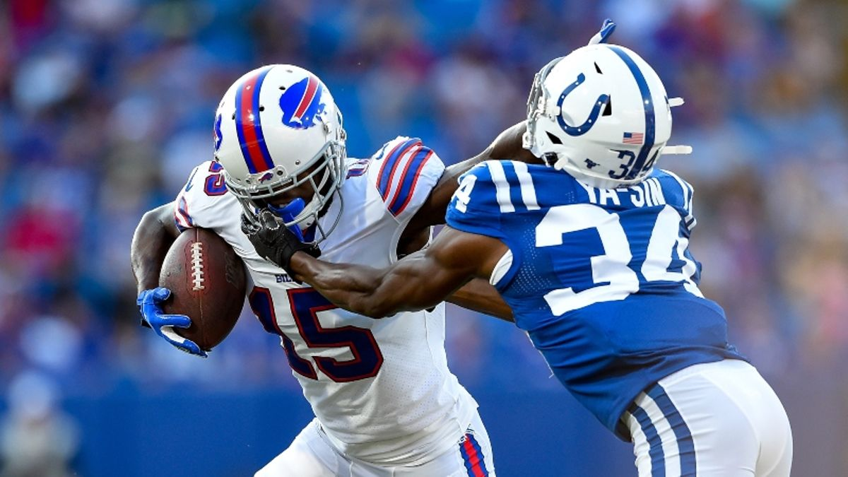 Which Buffalo Bills Receiver Should You Target in Fantasy Football? article feature image