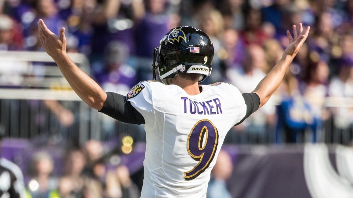 Koerner's Fantasy Football Tiers: Ranking Top Kickers article feature image