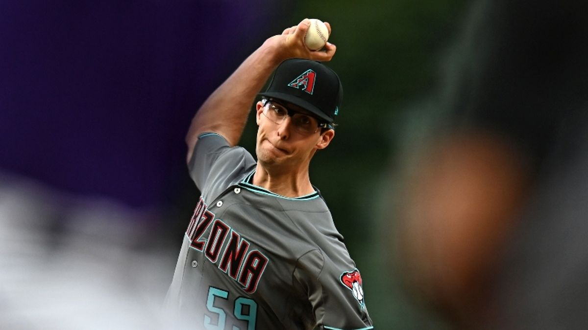 Zerillo's MLB Daily Betting Model, Aug. 19: Count On Zac Gallen's Arm in Diamondbacks-Rockies? article feature image