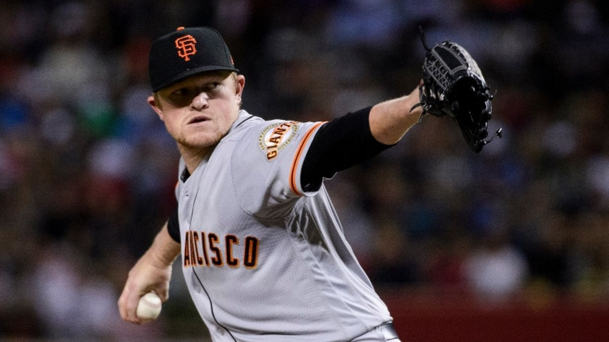 Zerillo's MLB Daily Betting Model, Aug. 25: Can Logan Webb, Giants Win Series in Oakland? article feature image