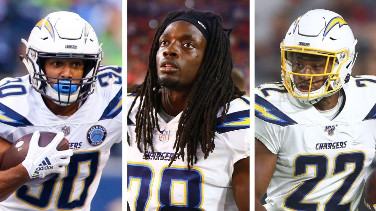 When Should You Draft Melvin Gordon, Austin Ekeler, Justin Jackson? Our Fantasy Experts Debate article feature image