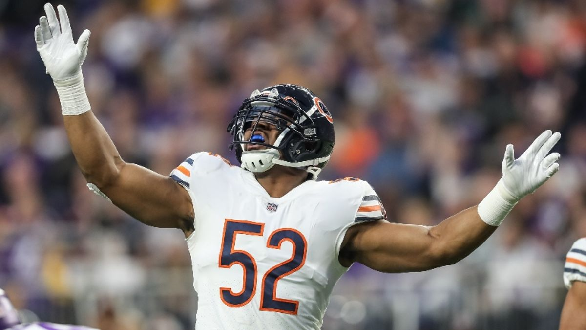 Vikings vs. Bears Betting Picks & Odds: Is Chicago Undervalued at Home? article feature image