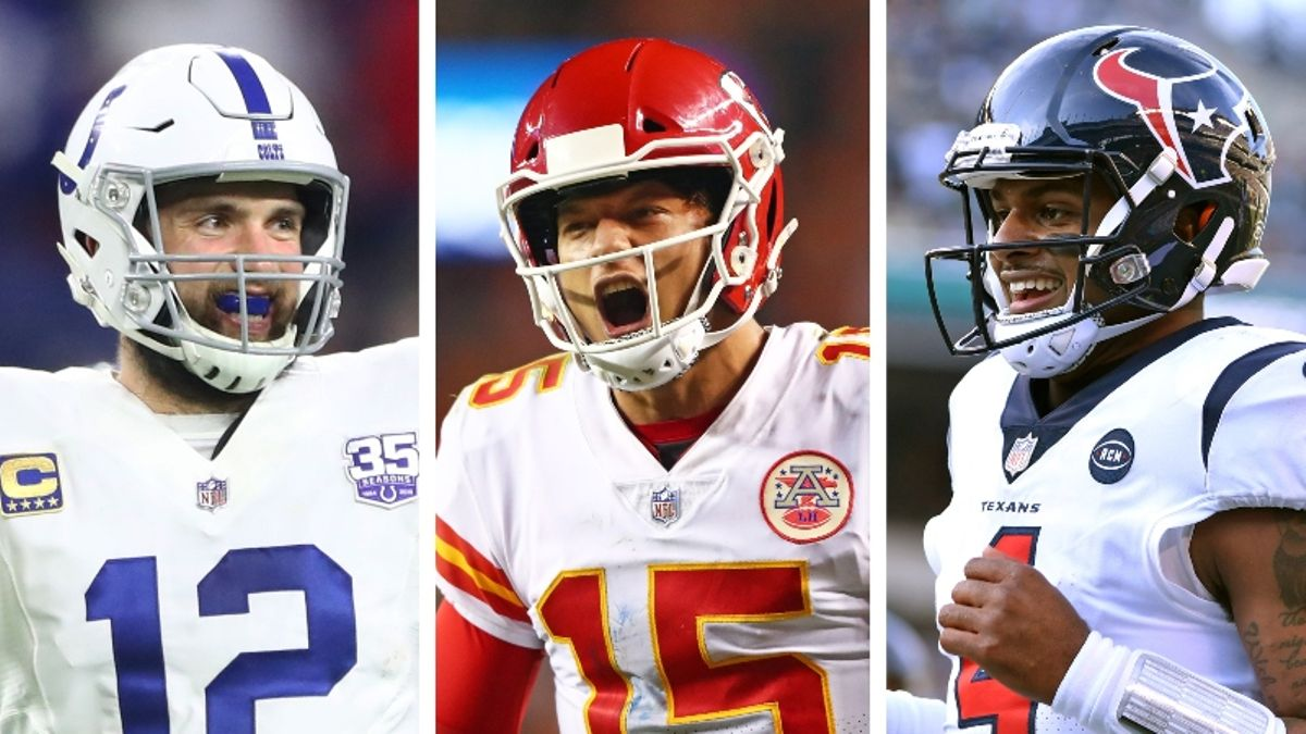 Koerner's Fantasy Football Tiers: Ranking QBs and When to Draft Them article feature image
