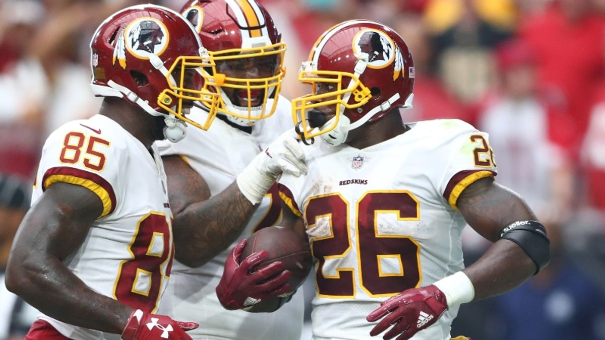 Redskins Fantasy Rankings, Projections, Analysis for Every Player article feature image
