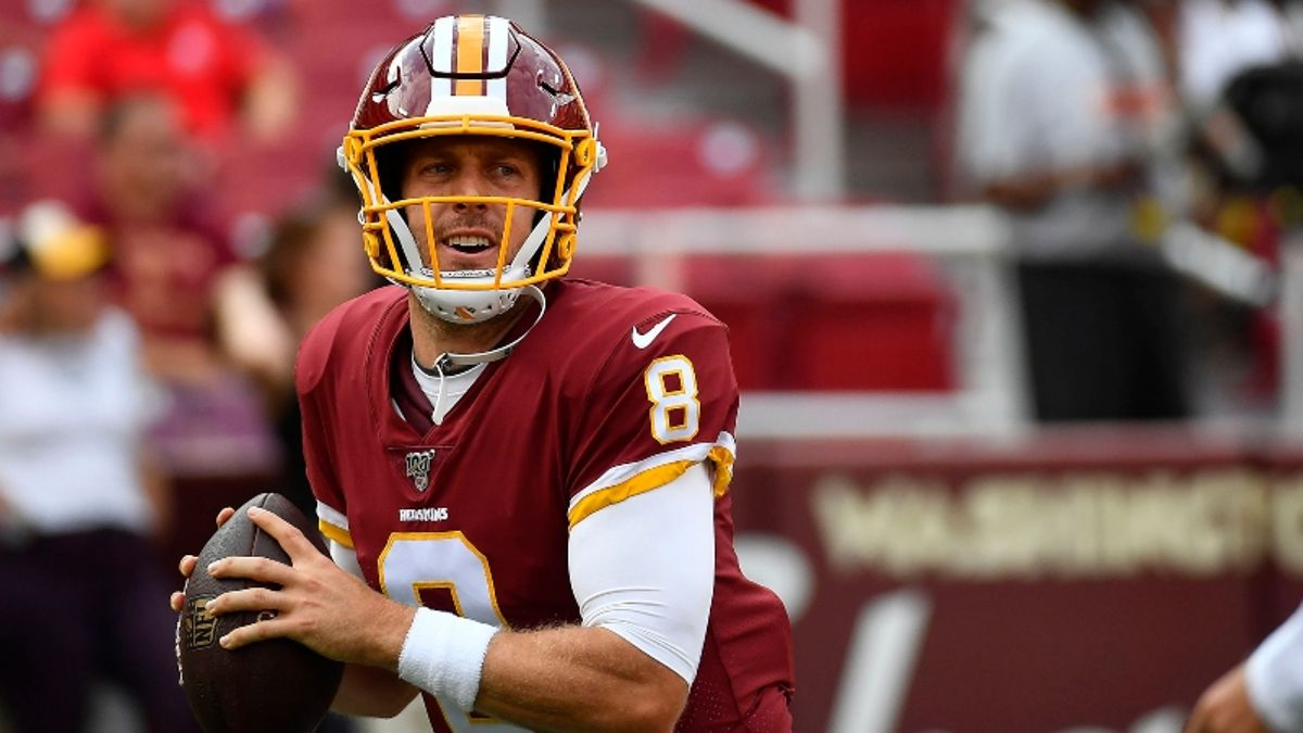 Redskins Odds, Win Total, Projected Spreads For Every 2019 Game, More article feature image
