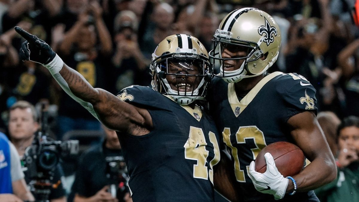 Saints Fantasy Rankings, Projections, Analysis for Every Player article feature image