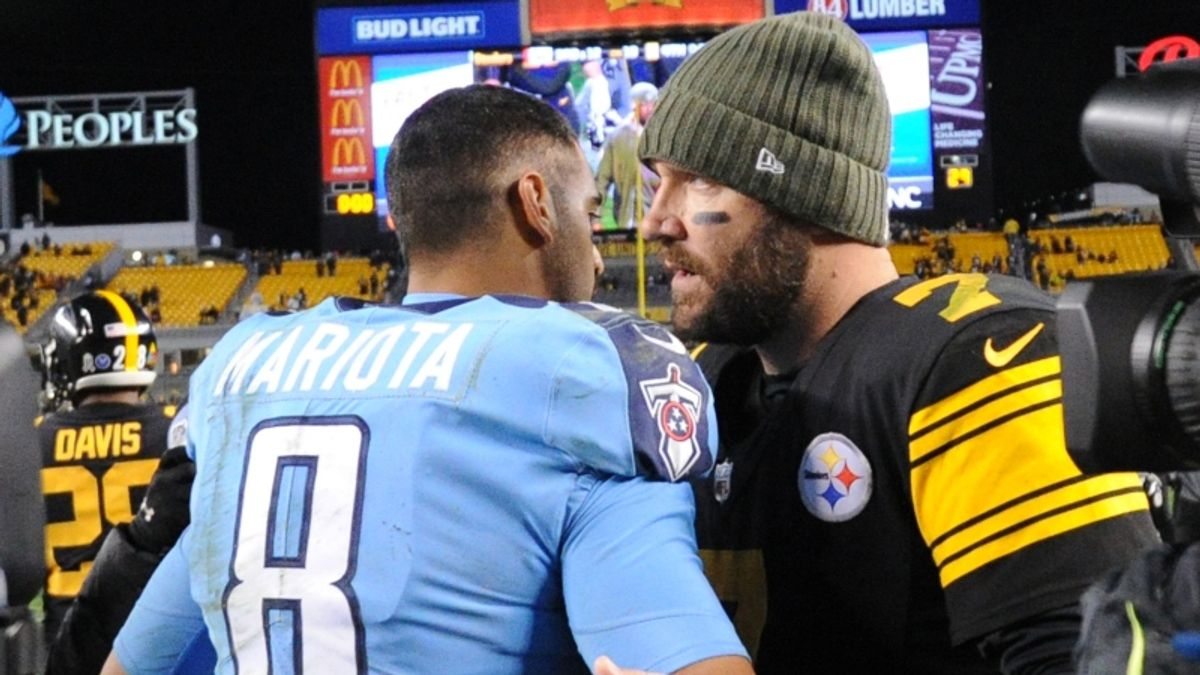 Steelers vs. Titans Betting Guide: Back the Home Favorite? article feature image