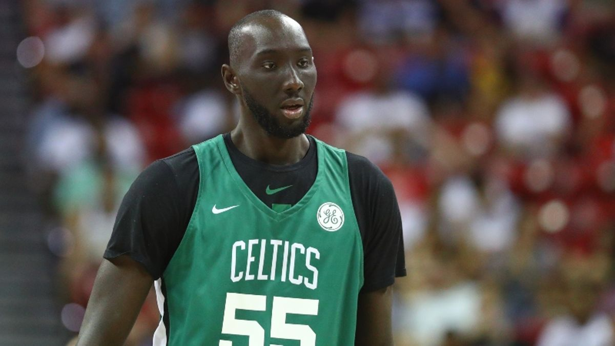 Tacko Fall Attracting More NBA Rookie of the Year Betting Money Than Zion Williamson article feature image