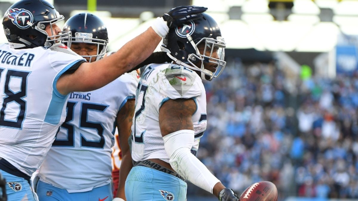 Titans Fantasy Rankings, Projections, Analysis for Every Player article feature image