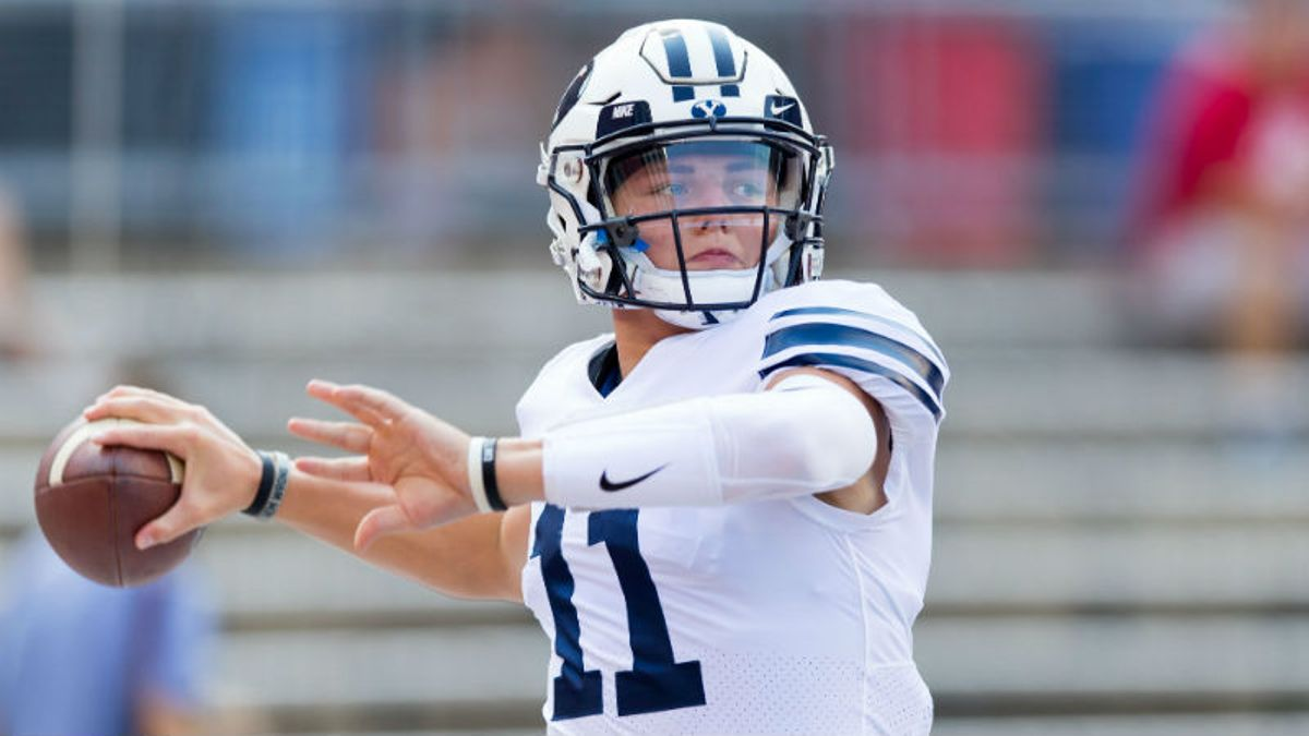 Wilson: My Favorite College Football Bets for Thursday Week 1 article feature image