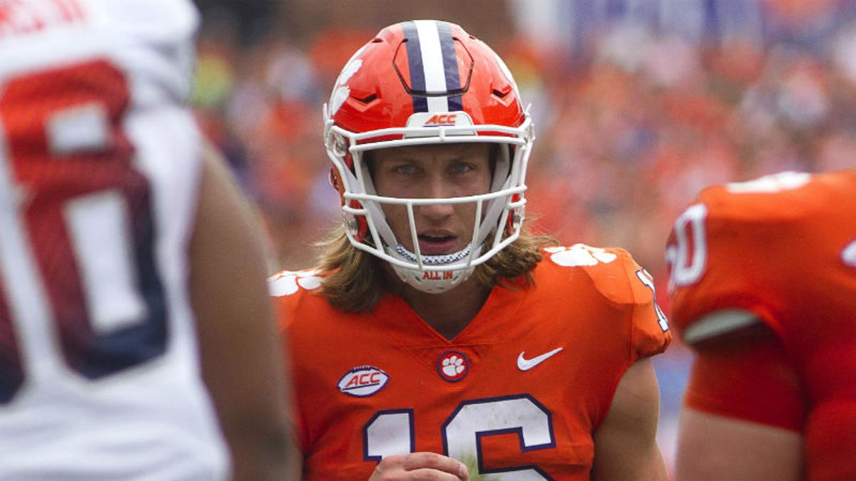 Clemson vs. UNC Picks & Betting Odds: Will Tigers Run Away With It? article feature image