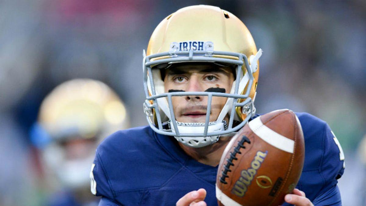 Notre Dame 2019 Betting Guide: Can Irish Repeat Last Season's Magic? article feature image