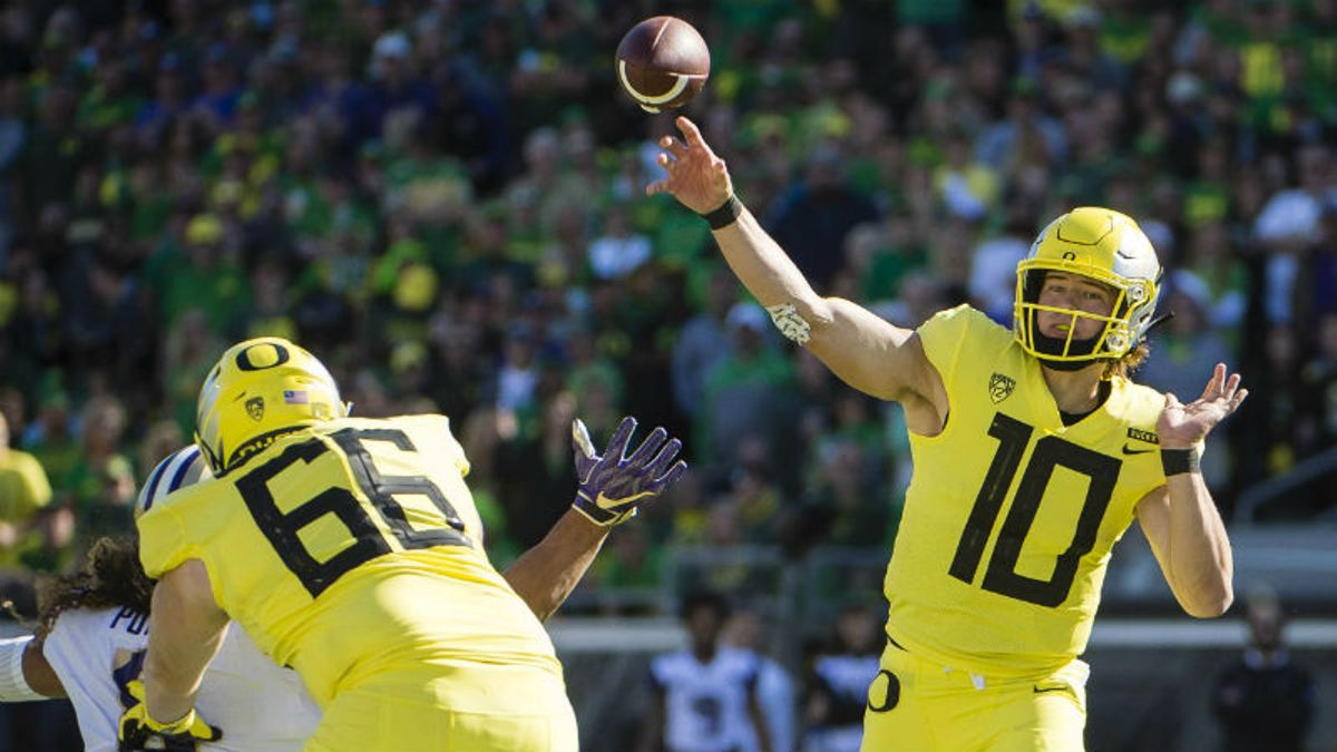 Auburn vs. Oregon Betting Guide & Odds: Will Tigers' Offense Make the Difference? article feature image