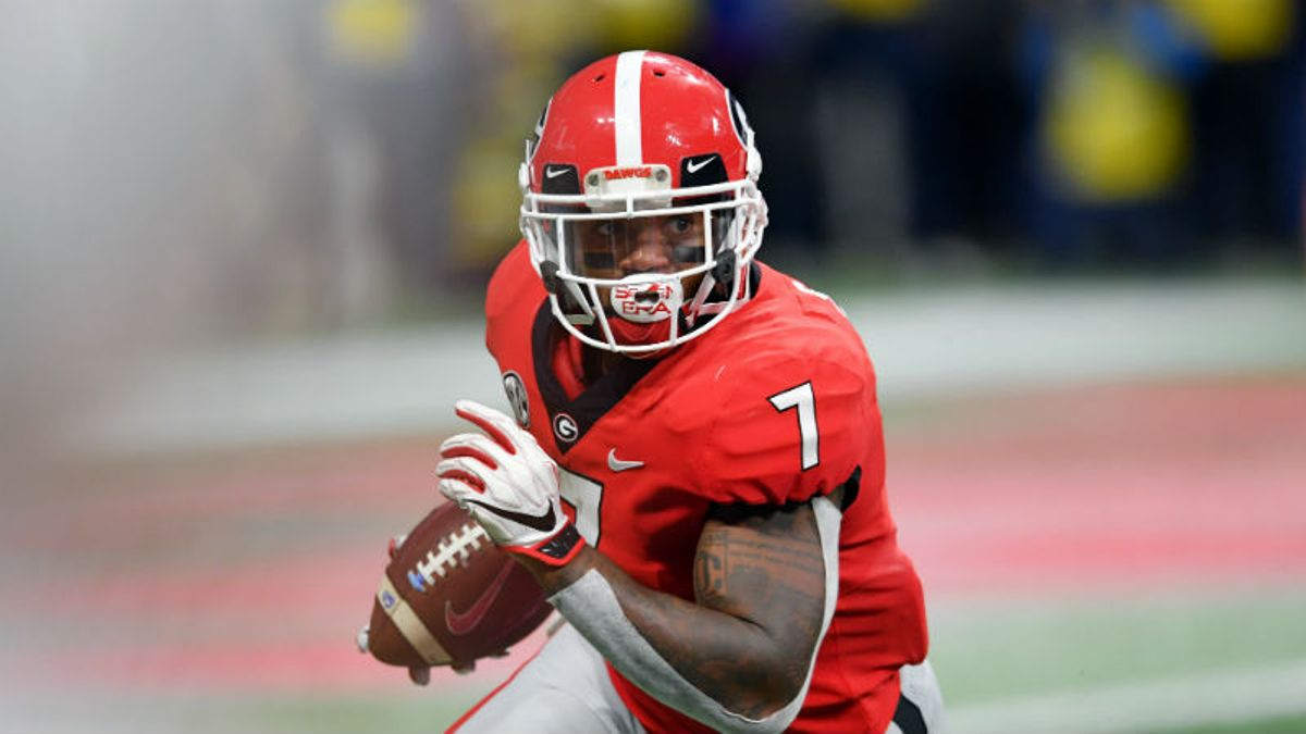 Georgia 2019 Betting Guide: Finding Worthwhile Dawgs Futures After Price Drop article feature image