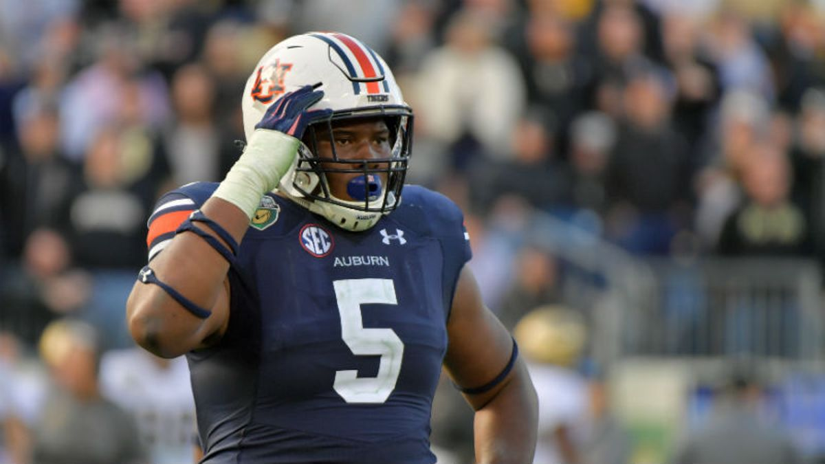 Auburn 2019 Betting Guide: Is More Odd Year Magic In Store? article feature image