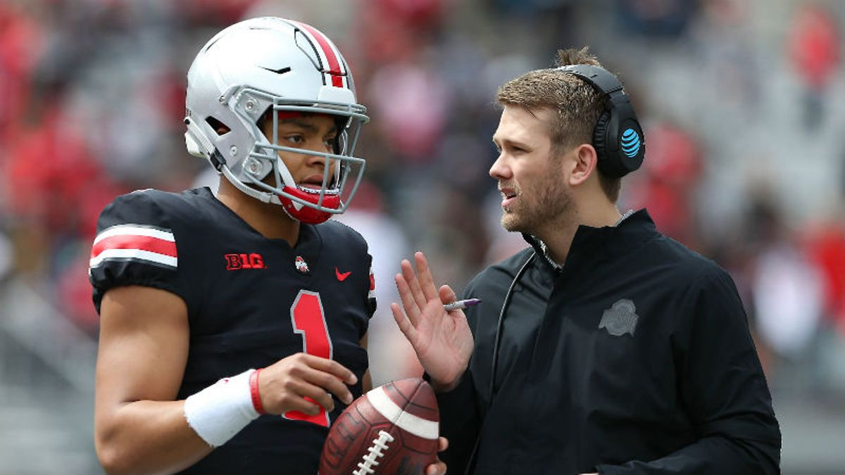 Ohio State 2019 Betting Guide: Buckeyes Have 2 Major Question Marks article feature image