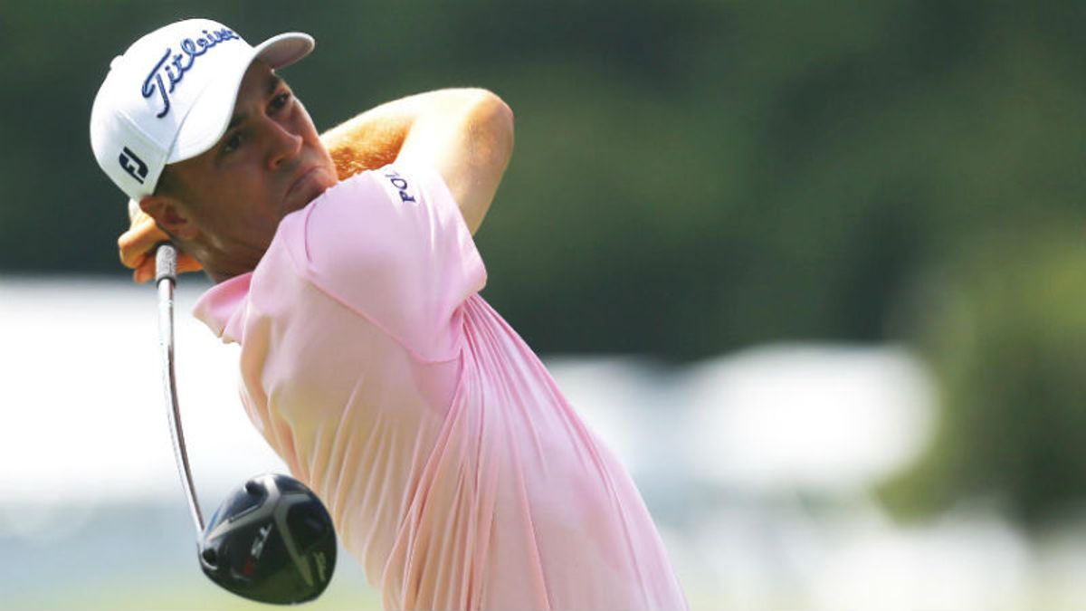 Sobel's Tour Championship Matchup Bets: Bank on a Justin Thomas Rebound in Round 2 article feature image
