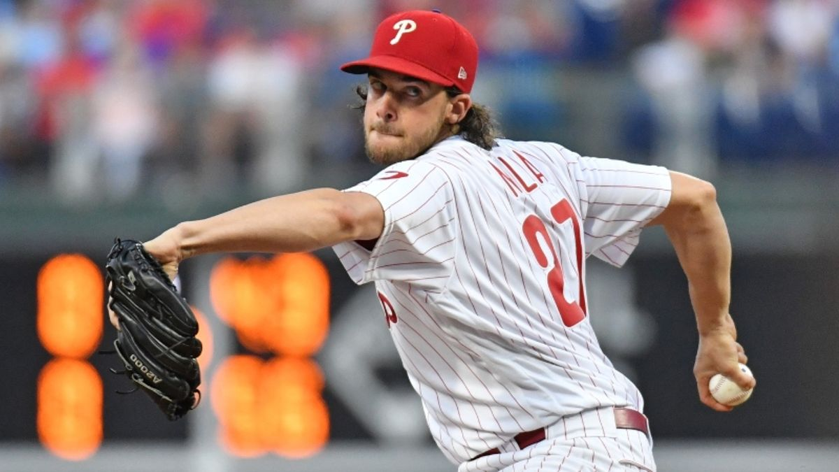 Zerillo's MLB Daily Betting Model, Aug. 20: Will Aaron Nola Defeat Red Sox at Fenway Park? article feature image