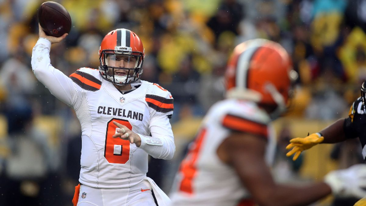 Redskins vs. Browns Betting Guide: Can Cleveland's Offense Match the Hype? article feature image