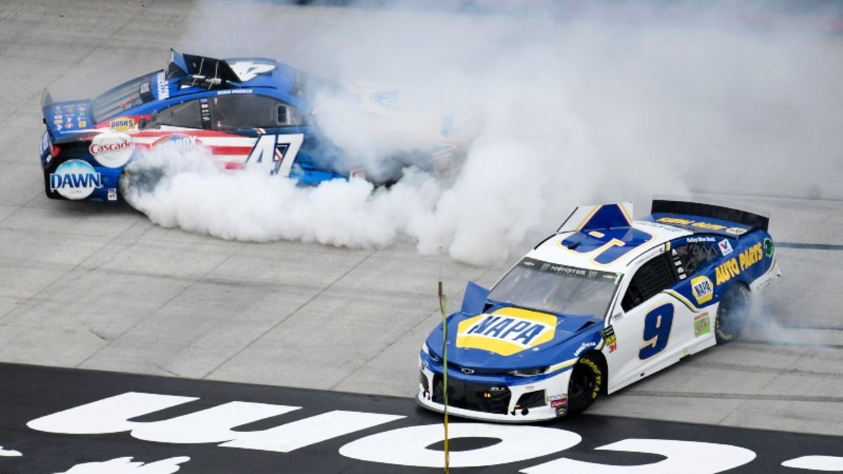 NASCAR Props Challenge Picks for Saturday's Bristol Night Race article feature image