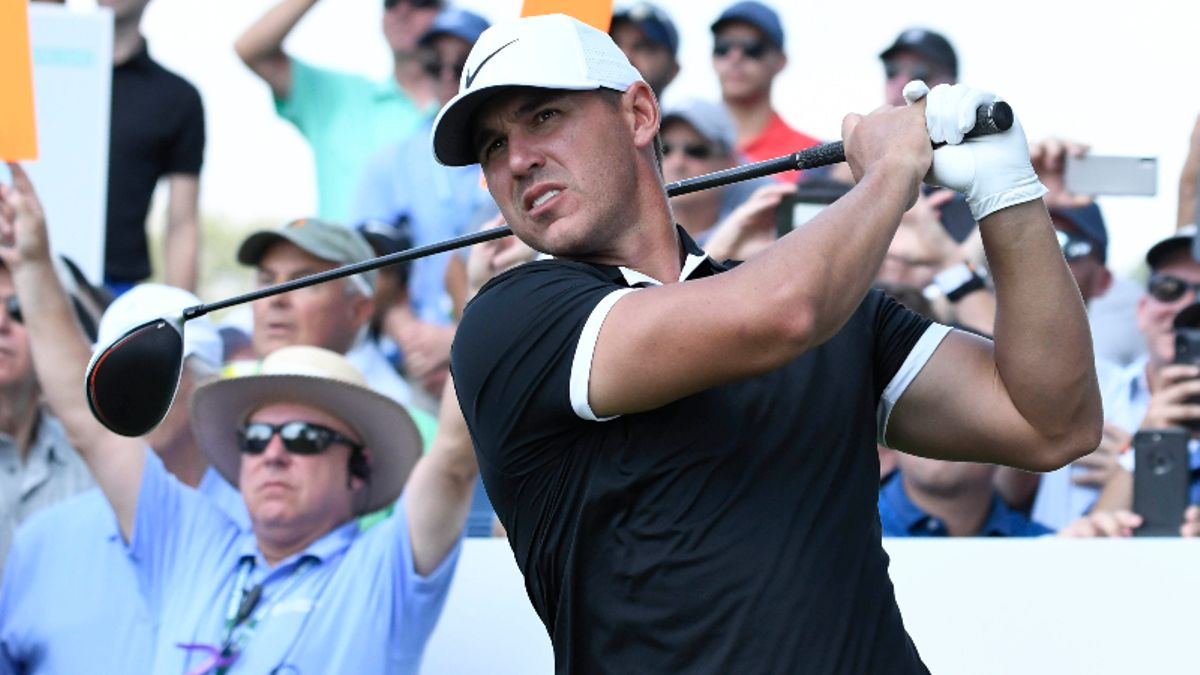 Sobel's Northern Trust Matchup Bets: Fade Koepka in Sunday's Final Round? article feature image