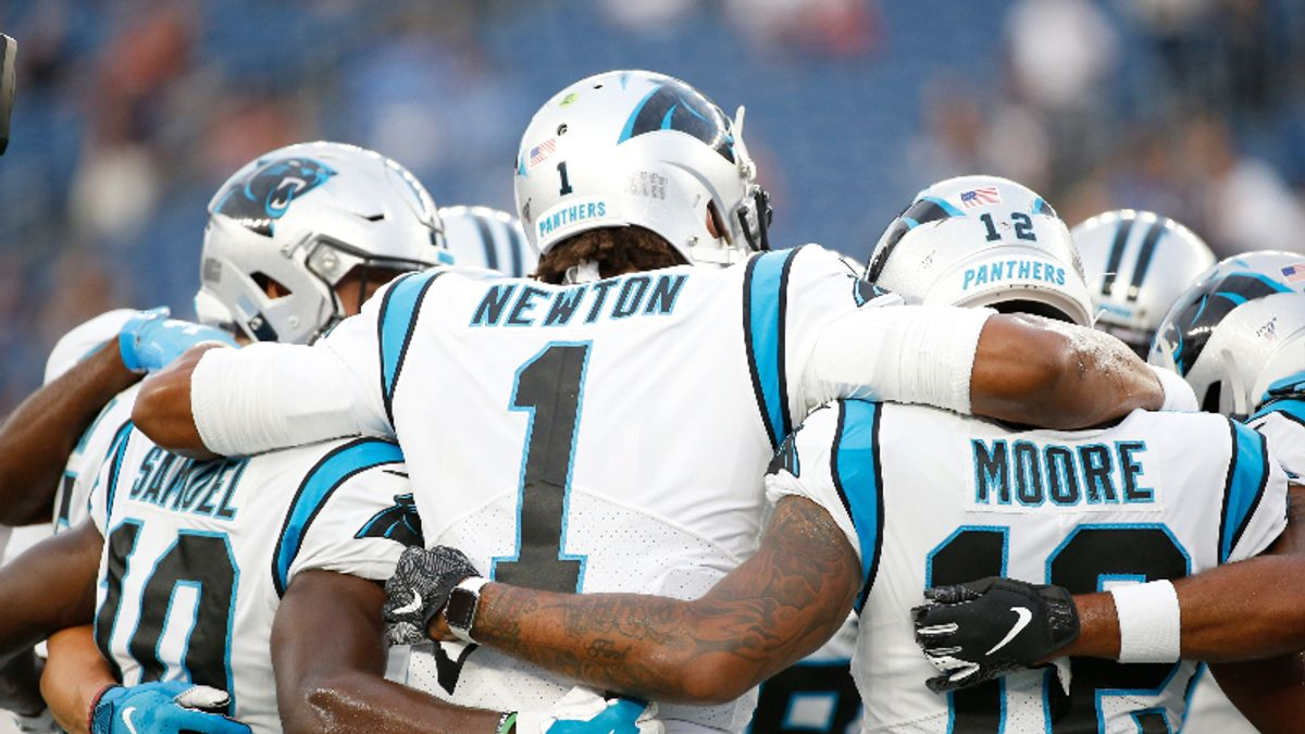 Panthers Fantasy Rankings, Projections, Analysis for Every Player article feature image