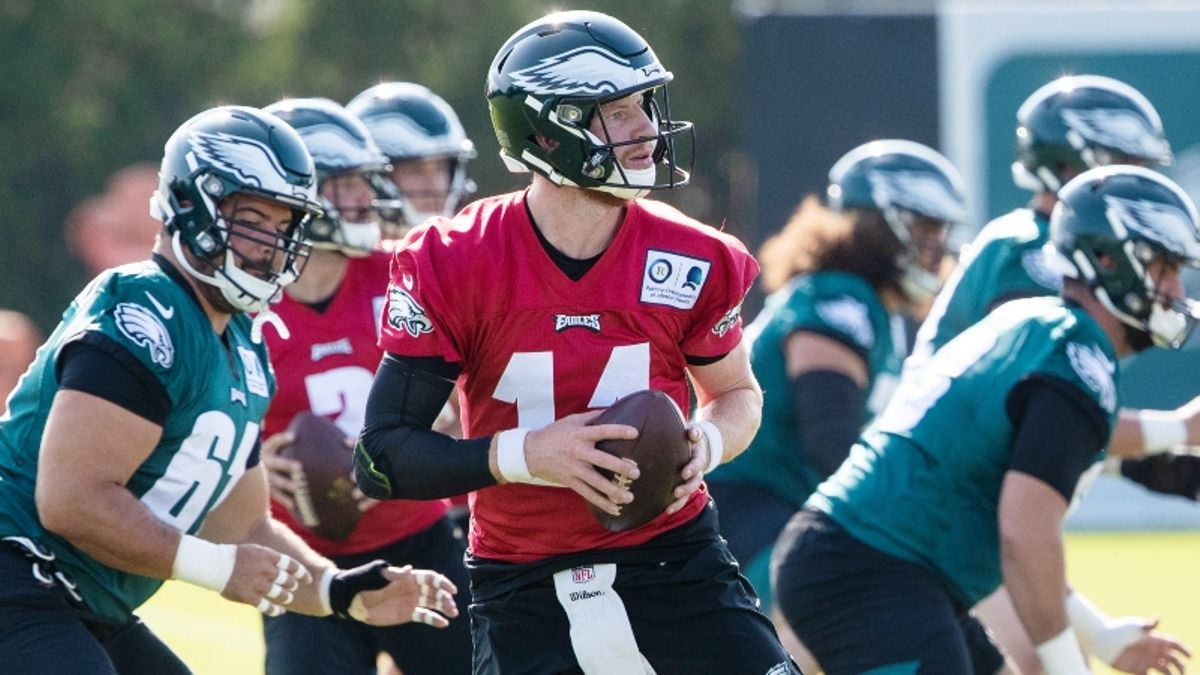 NFC East Betting Odds, Preview: Eagles Favored to Reclaim Division Title article feature image