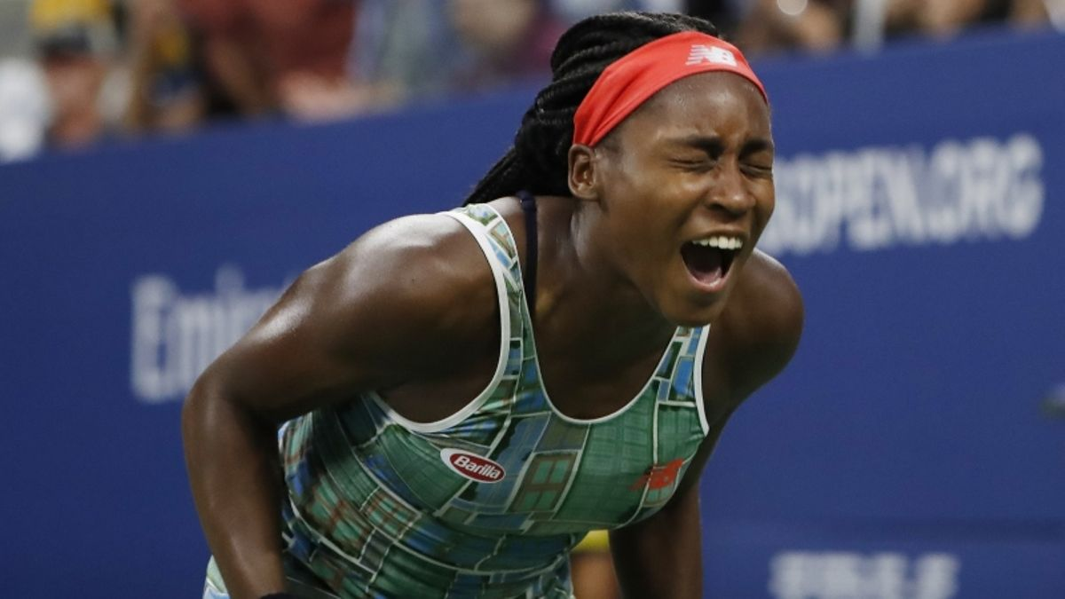 WTA US Open Round 3 Betting Preview: Will Coco Gauff Roll Over Timea Babos? article feature image