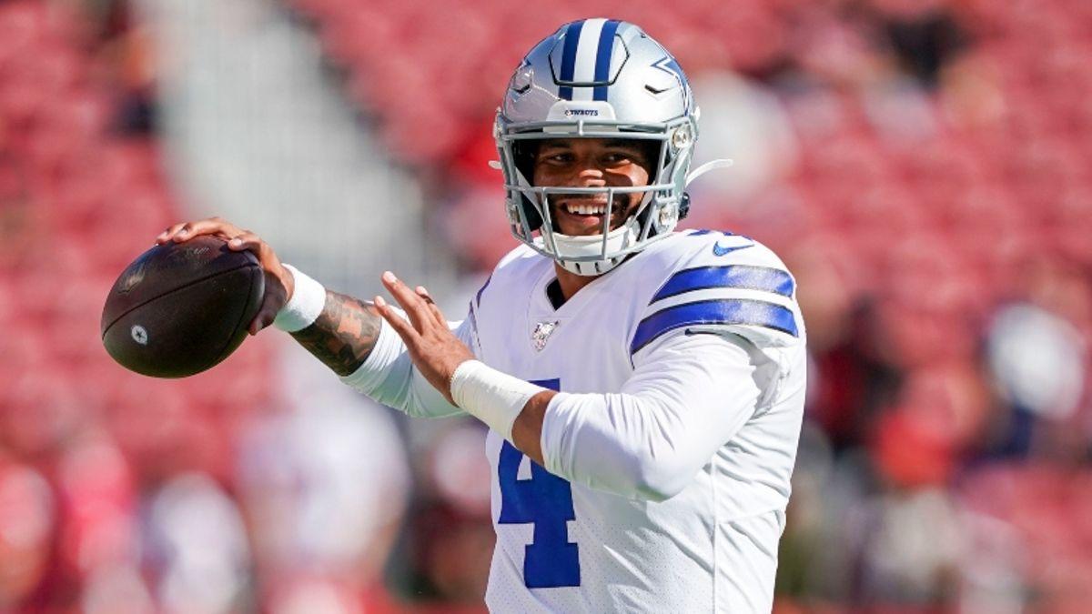 Sharp Action Already Hitting Cowboys-Rams NFL Preseason Week 2 Game article feature image