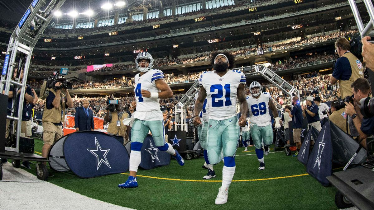 Cowboys Fantasy Rankings, Projections, Analysis for Every Player article feature image