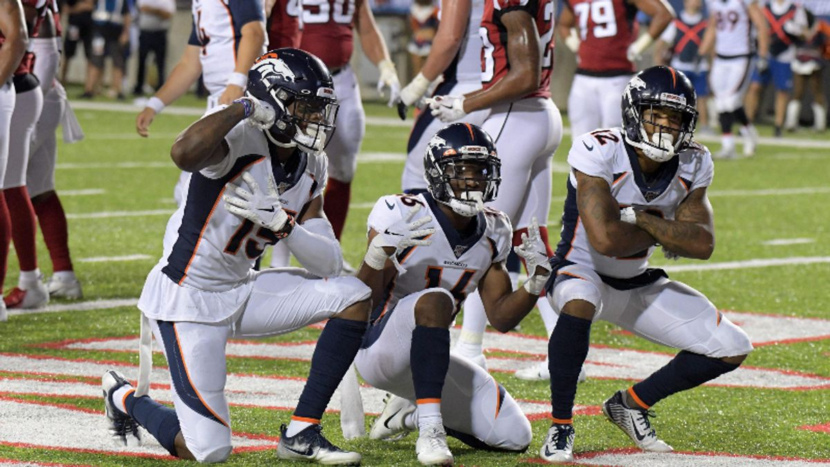 NFL Preseason Sharp Report: Pros Betting Broncos-Seahawks, 3 Other Thursday Games article feature image
