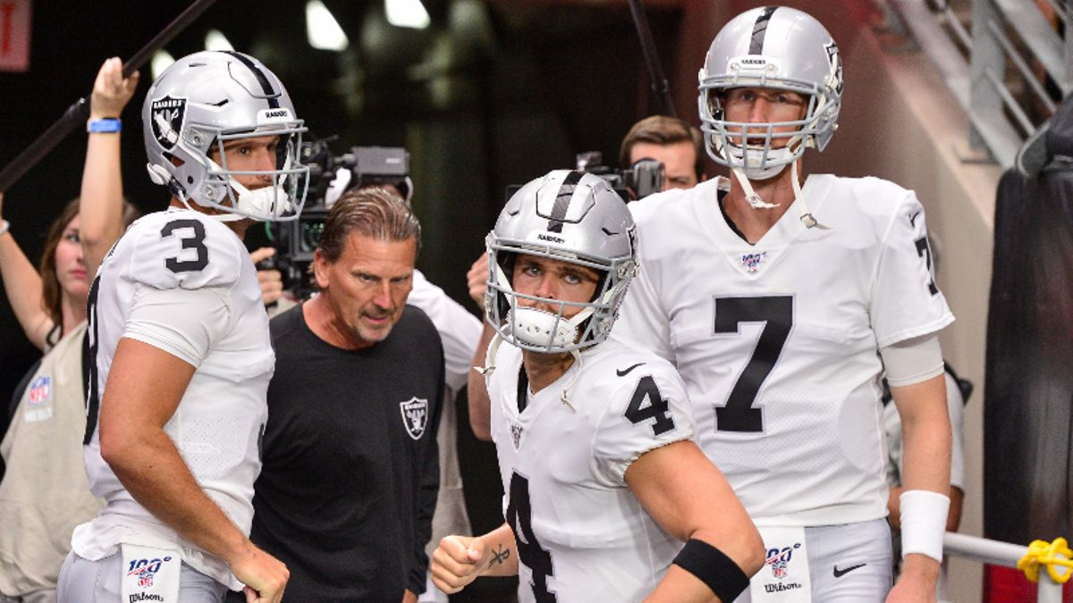 Packers vs. Raiders Betting Guide: Can Derek Carr Shine North of the Border? article feature image