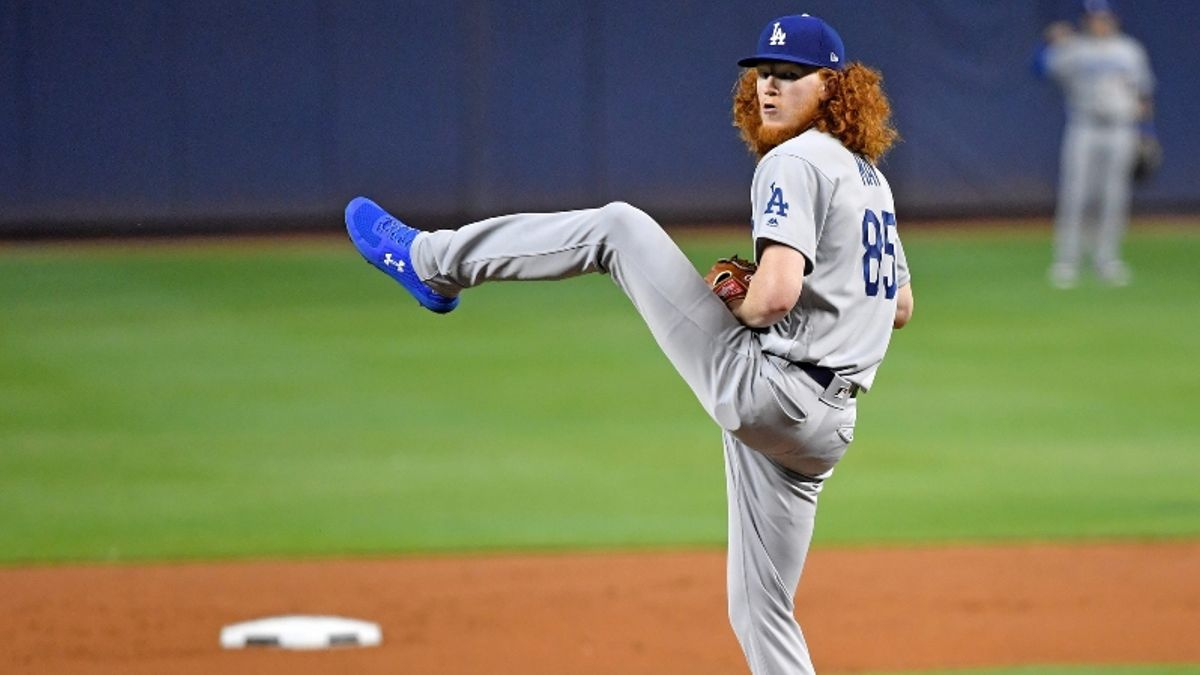 Zerillo's MLB Daily Betting Model, Aug. 26: Will Dustin May Deliver for Dodgers vs. Padres? article feature image
