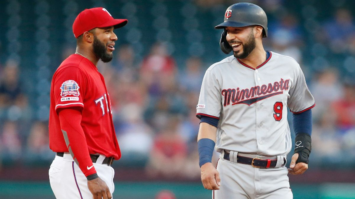 MLB Expert Predictions: Our Staff's Favorite Bets for Friday, Including Twins-Rangers article feature image