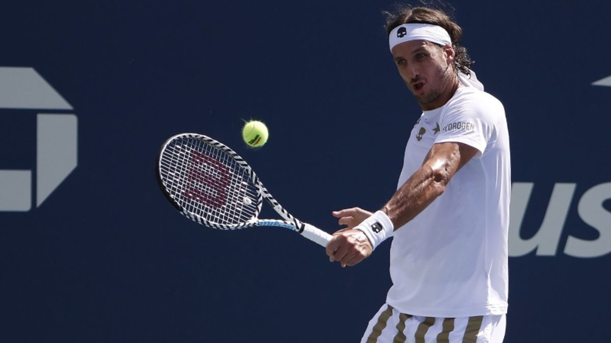 2019 US Open ATP Friday Betting Preview: Will Feliciano Lopez Test Daniil Medvedev? article feature image