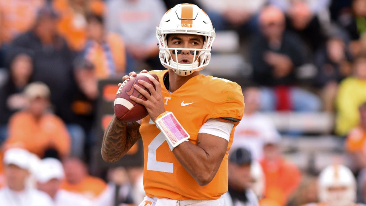 Tennessee 2019 Betting Guide: Is a Bowl Game Guaranteed in Pruitt's Year 2? article feature image
