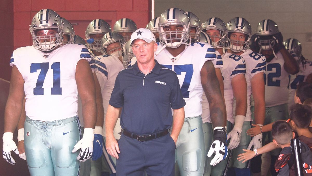 Cowboys vs. Rams Betting Guide: Can Jason Garrett Change His Preseason Misfortune? article feature image