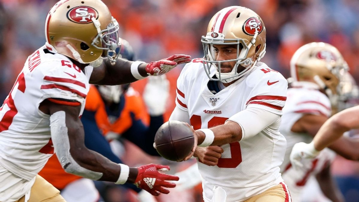 NFL Sharp Report: 49ers vs. Chiefs, 3 Other Saturday Games Drawing Smart Money article feature image