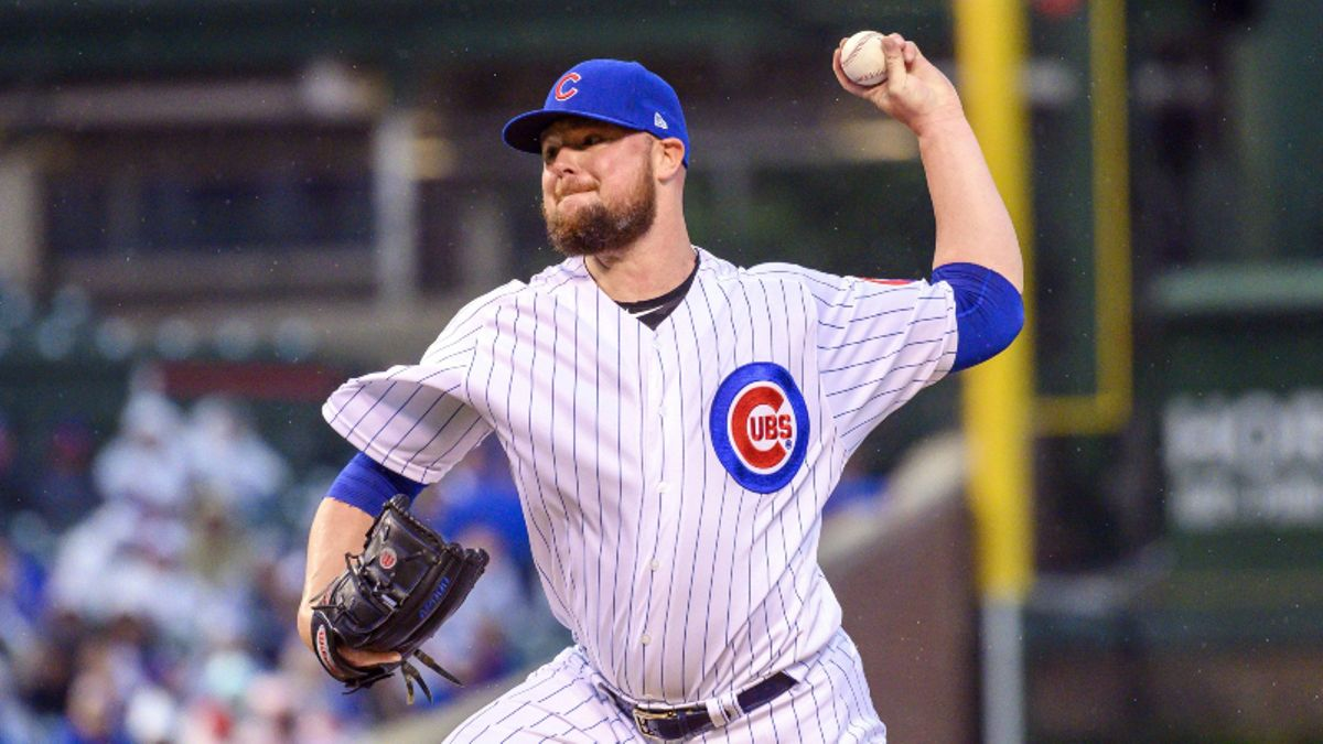 Zerillo's MLB Daily Betting Model, Sept. 8: Back Houser or Lester in Brewers-Cubs? article feature image