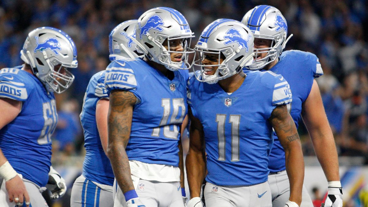 Lions Fantasy Rankings, Projections, Analysis for Every Player article feature image