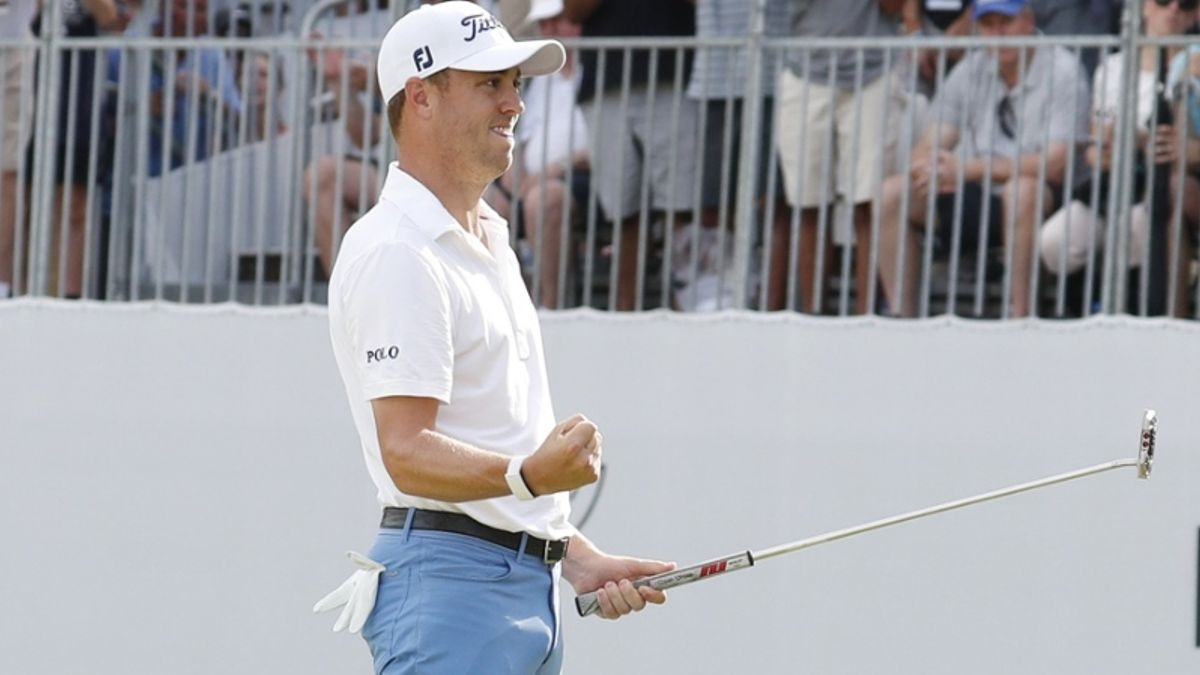 Sobel: A Recent Trend Suggests Justin Thomas Could Stumble at the Tour Championship article feature image