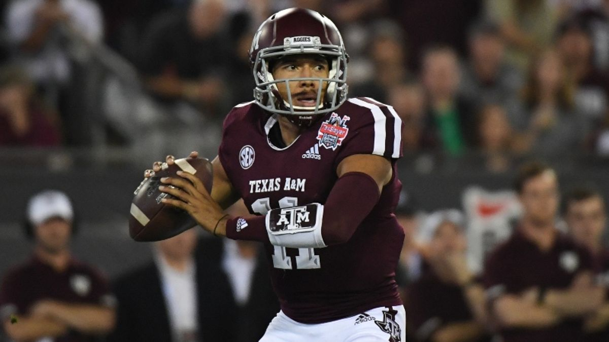 Wilson's Texas A&M vs. Texas State Betting Preview & Odds: Can Bobcats Keep This Close? article feature image