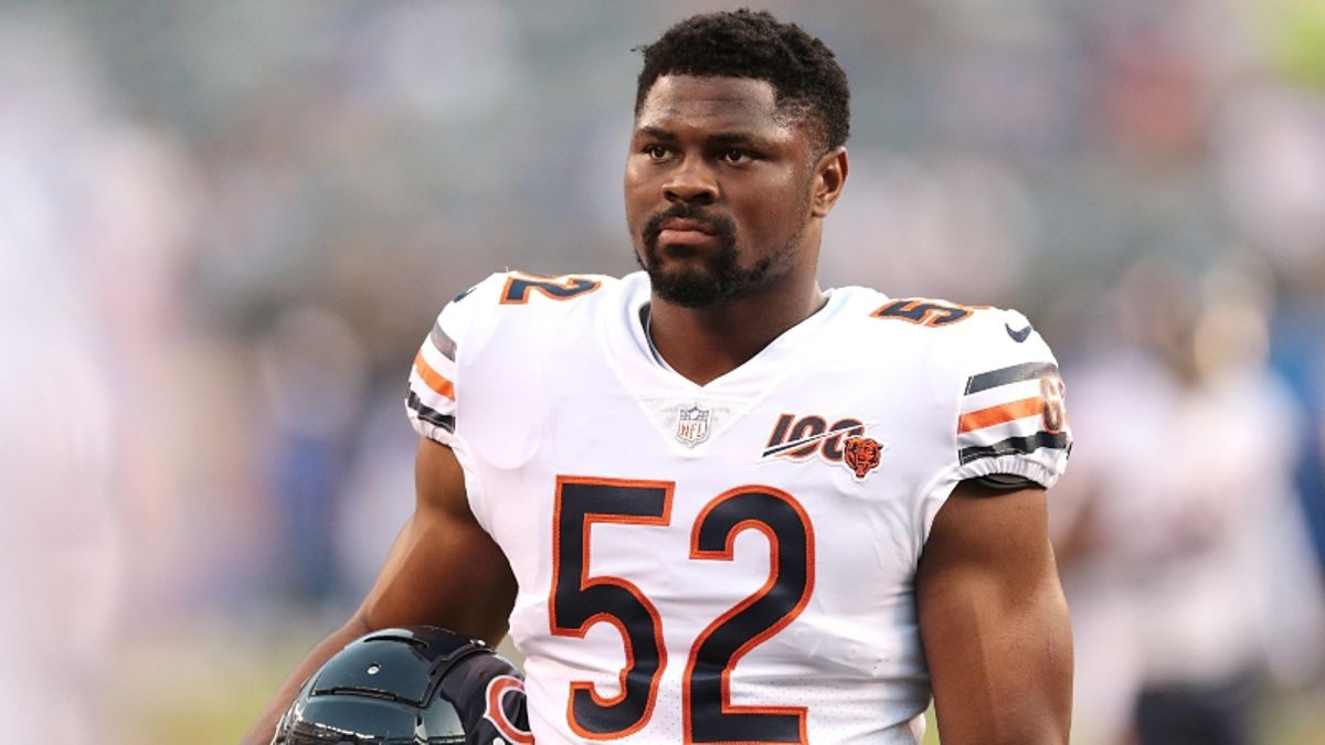 Bears vs. Colts Preseason Odds: Breaking Player News Moving Spread, Over/Under article feature image
