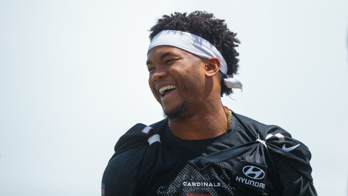 2019 NFL Offensive Rookie of the Year Odds: Kyler Murray, Dwayne Haskins Trending Up article feature image
