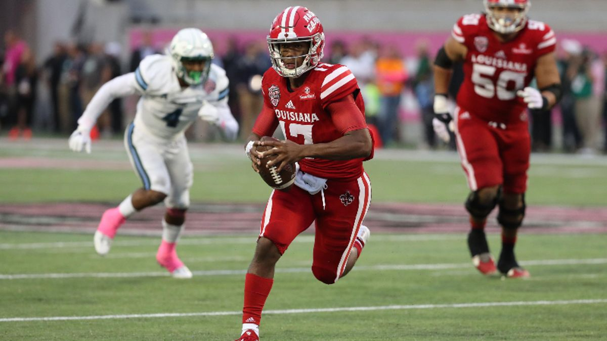 Appalachian State vs. UL Lafayette Odds, Pick: Will Defenses Hold Up in Sun Belt Shootout? article feature image