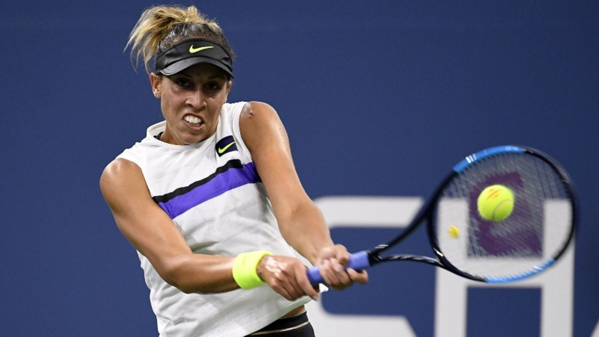 WTA US Open Friday Preview: Is Madison Keys In Trouble Against Sofia Kenin? article feature image