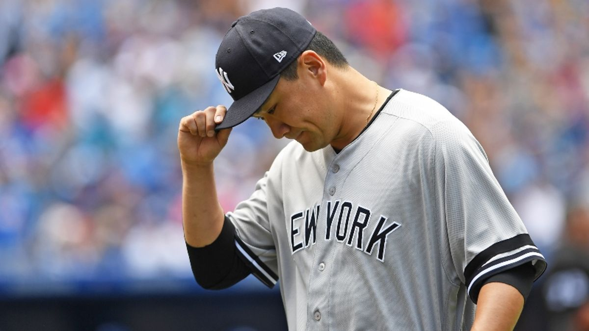 MLB Sharp Report: Yankees vs. Athletics Leads Thursday's Top Pro Bets article feature image