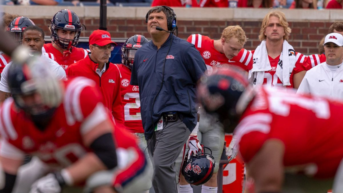 Miller's Ole Miss vs. Memphis Betting Preview & Odds: What Should We Expect From New-Look Rebels? article feature image