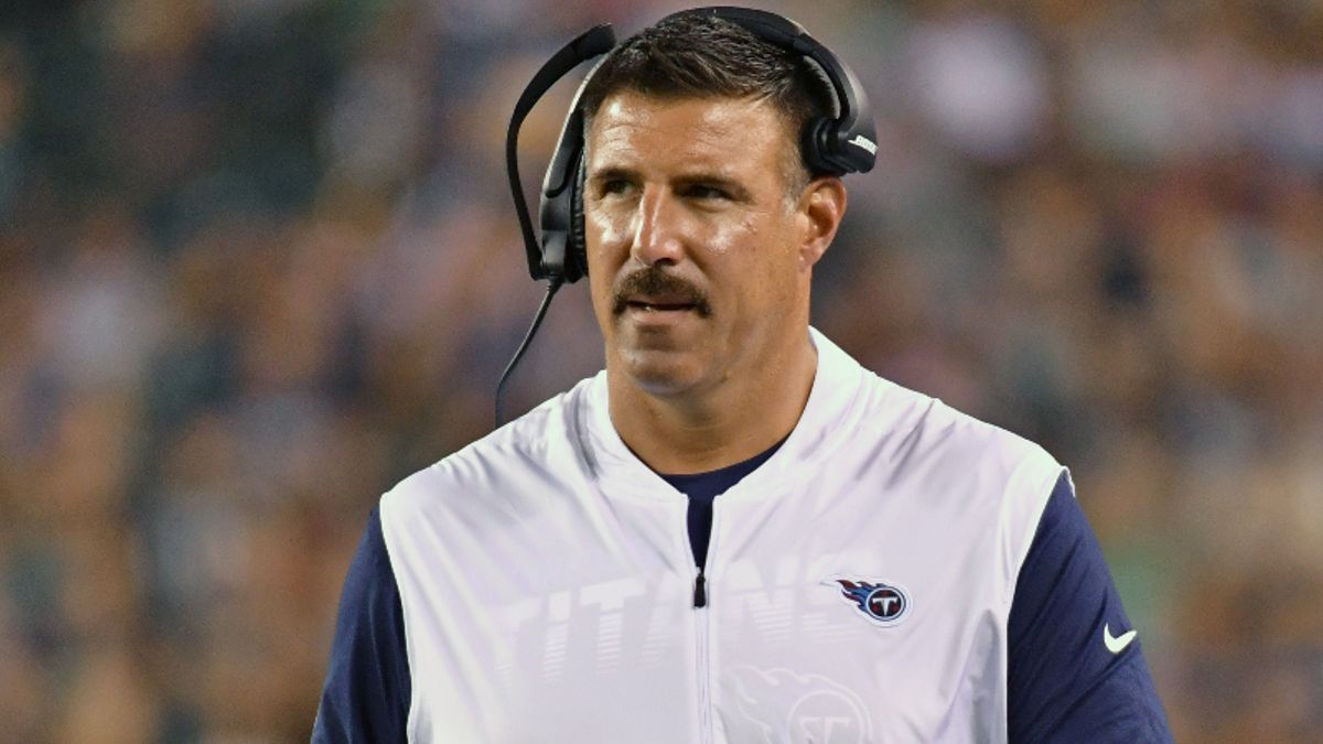 Patriots vs. Titans Betting Guide: Can Mike Vrabel Best Bill Belichick? article feature image
